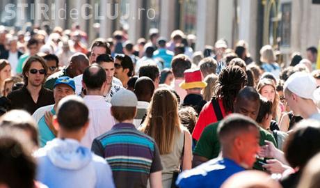 În 10 ani, populația Clujului a crescut cu 2,6%, iar cea din Florești cu 260% - VEZI cifrele