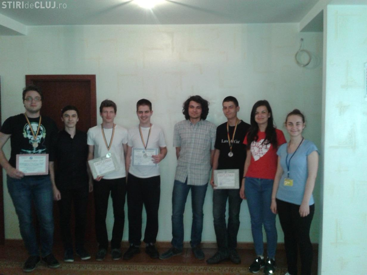 Elevii clujeni au obținut medalii la Olimpiada Națională de Informatică. Unul a strălucit