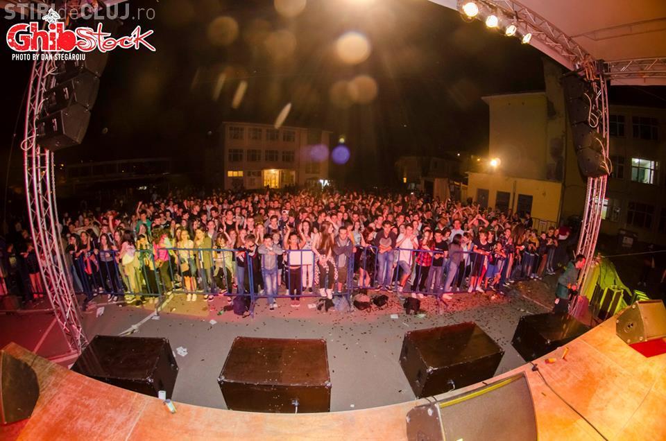 """Ghibstock, festivalul din curtea liceului Teoretic """"Onisifor Ghibu"""", are loc vineri, 13 mai"""