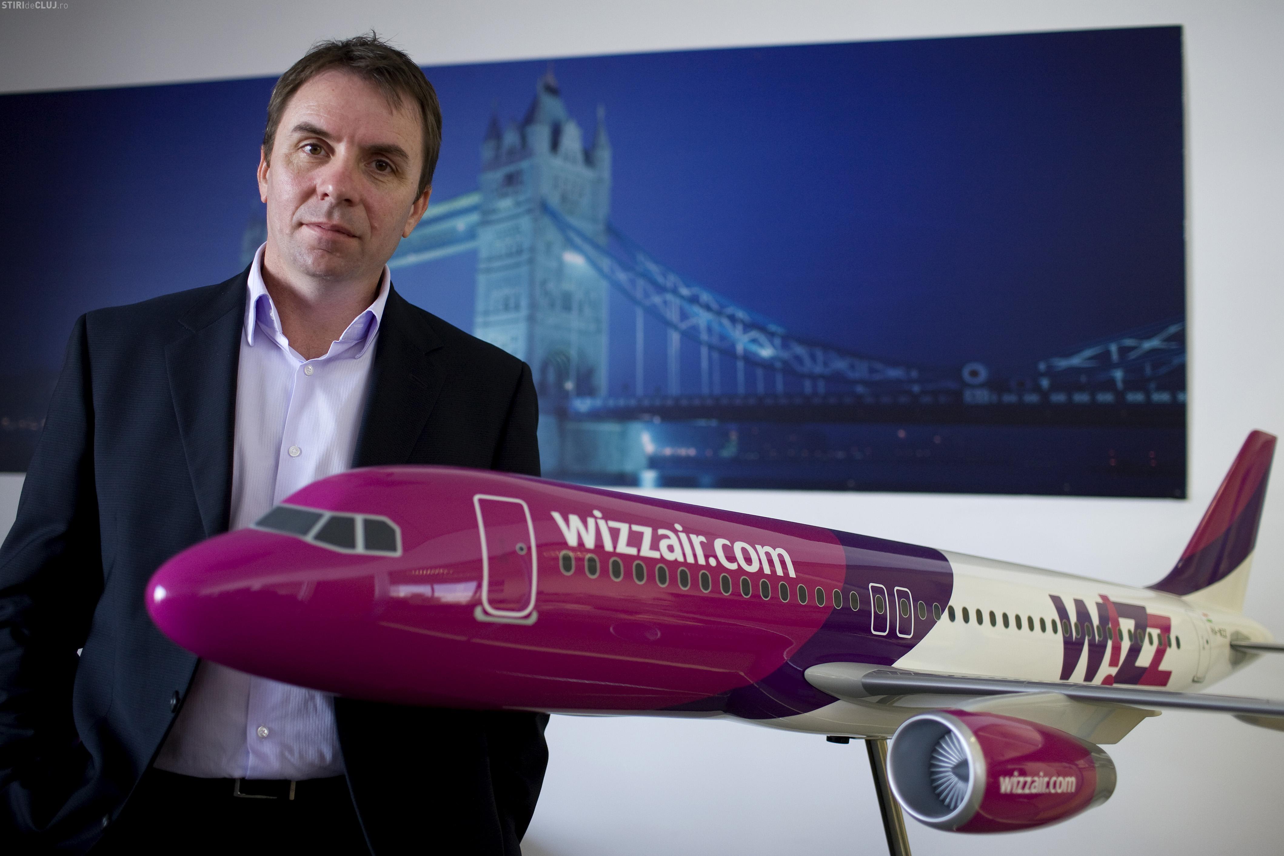 CEO -ul Wizz Air: Dacă Tarom dă faliment, va fi înlocuită într-o oră de companiile private