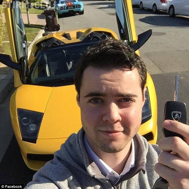 Cum a ajuns un tânăr de 21 de ani să câștige 1.000 de dolari pe zi, plimbându-se cu mașini