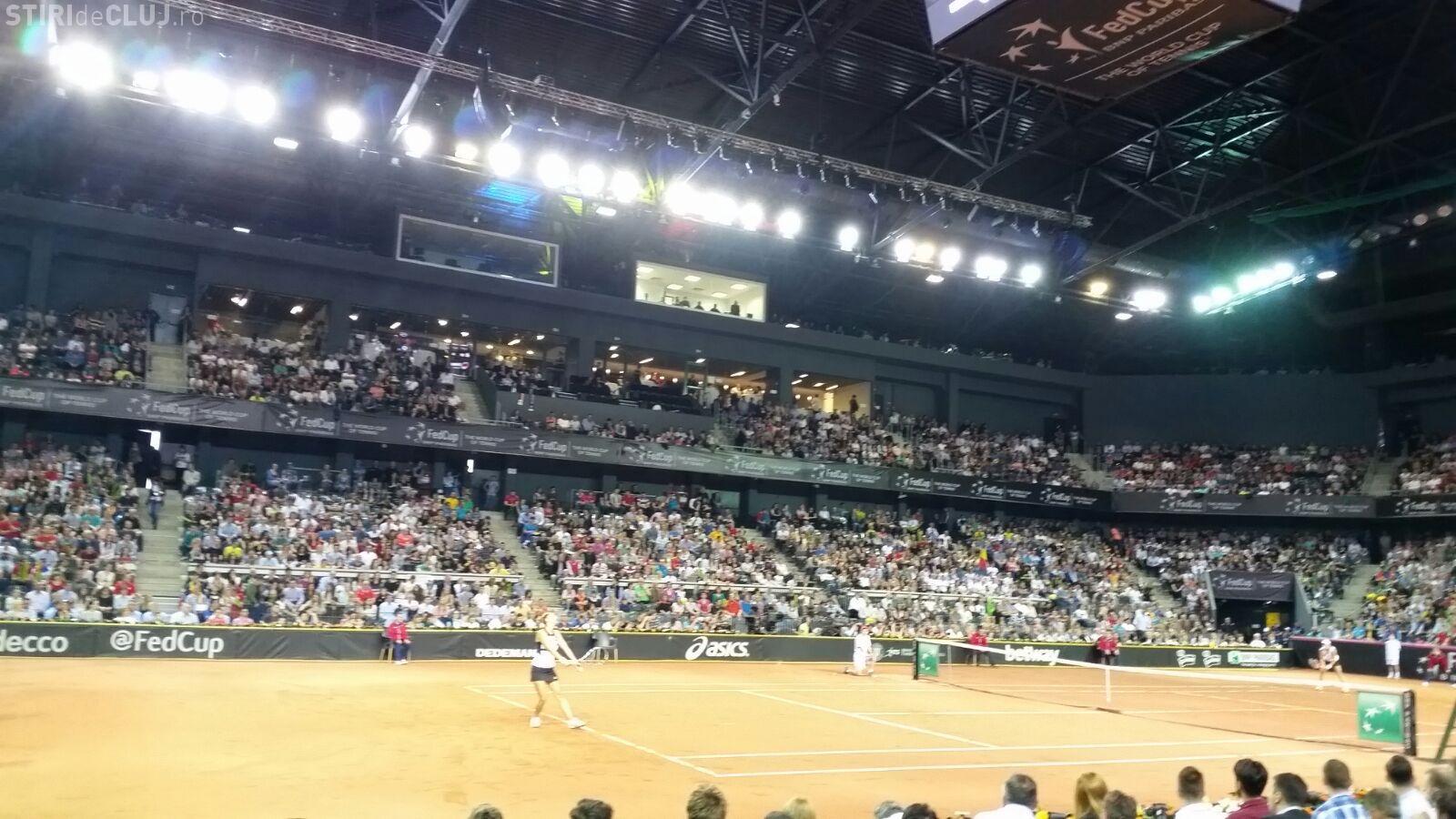 România a pierdut primul meci cu Germania, în duelul de tenis! Angelique Kerber a învins-o pe Begu - VIDEO
