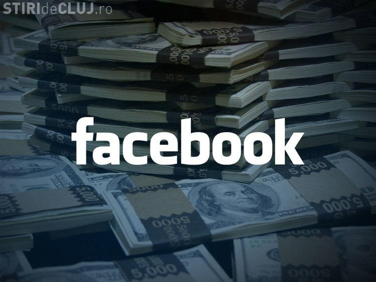 ANAF investighează Facebook și Google