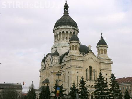 Consiliul Local Cluj-Napoca a alocat 2,6 milioane de lei pentru culte. Câți bani primesc bisericile ortodoxe