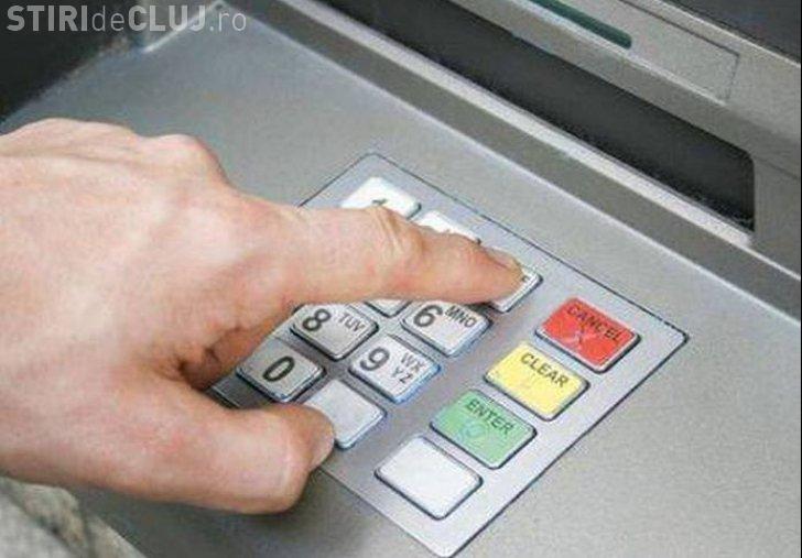 Ce se întâmplă când baţi codul PIN invers, în bancomat
