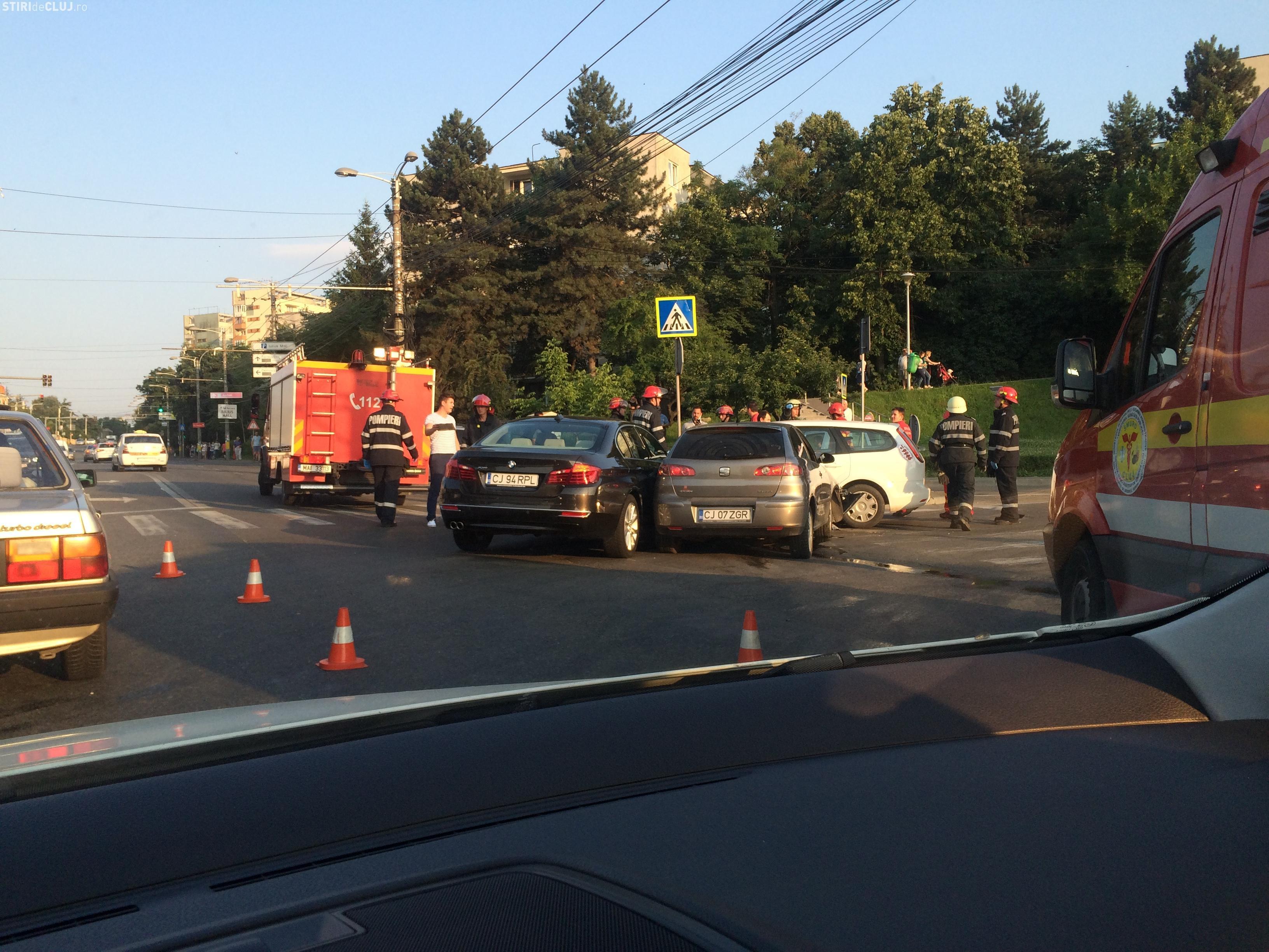 Sensul giratoriu de la Iulius Mall Cluj se va face. Când încep lucrările