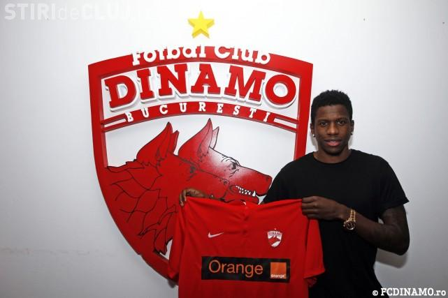 Trupul lui Patrick Ekeng a fost depus la stadionul Dinamo, în fața a peste 1.000 de suporteri