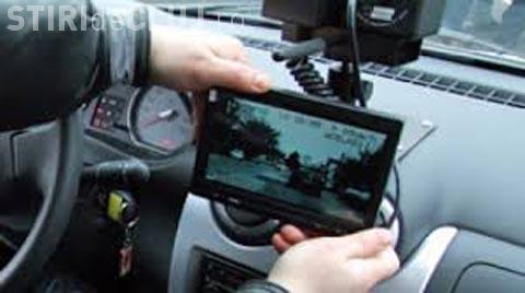 Șofer prins cu 165 KM/H pe centura ocolitoare a orașului Gherla