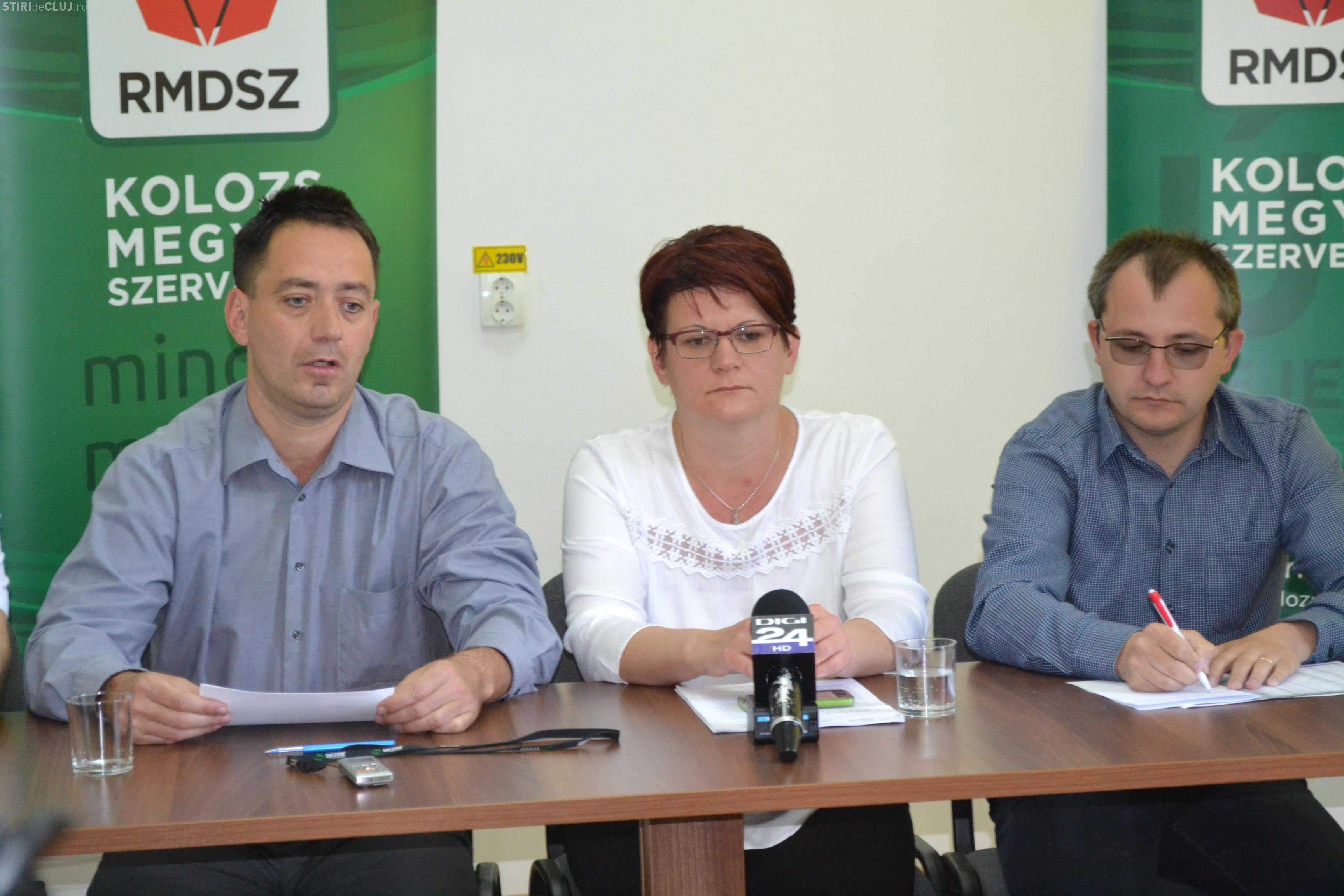 Câte mandate a obținut UDMR la Cluj. Sunt în creștere față de alegerile trecute