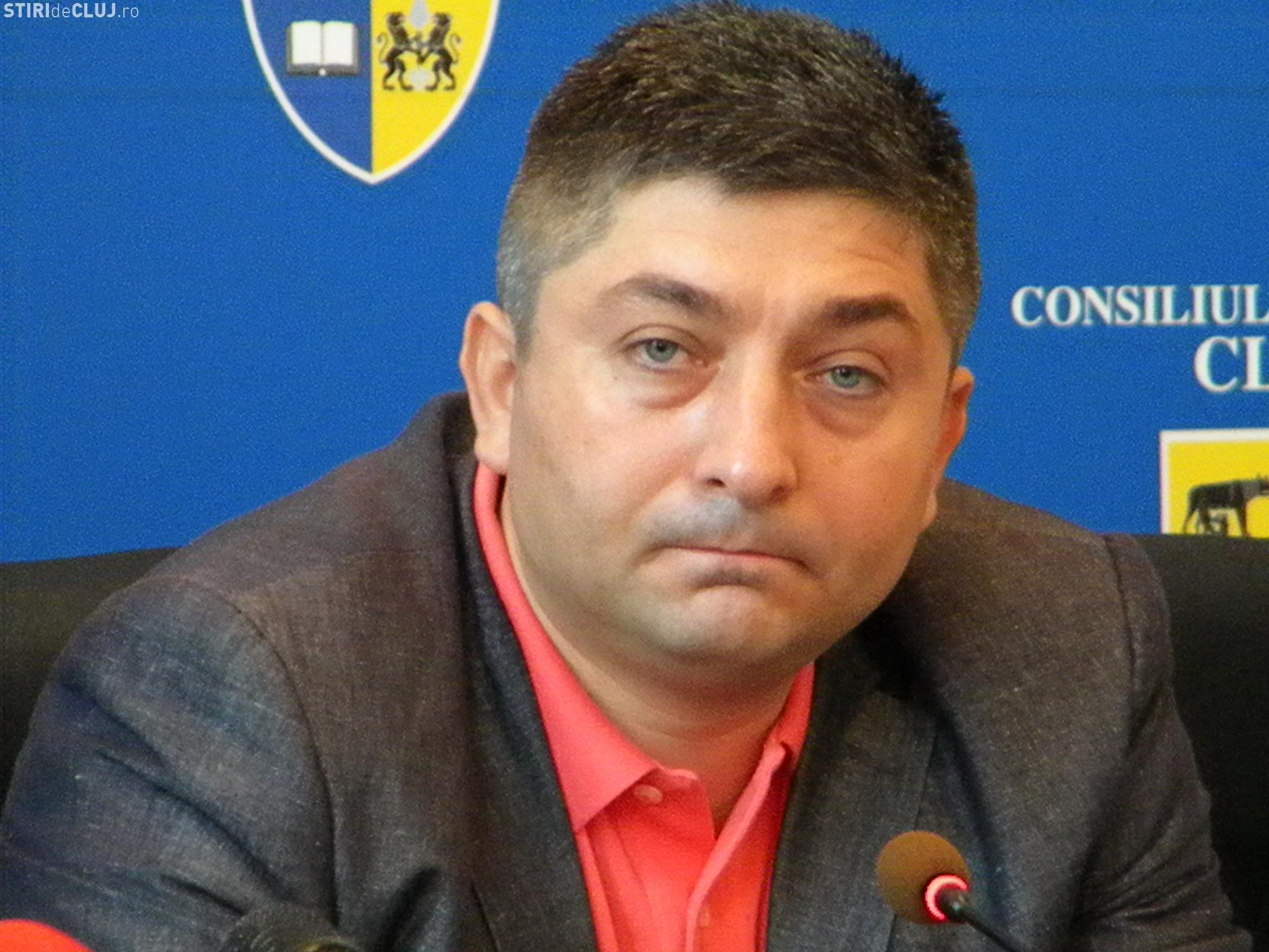 PSD Cluj: Alin Tișe promite în campania electorală tot ce NU au susținut PD-L și PNL în ultimii ani (P)