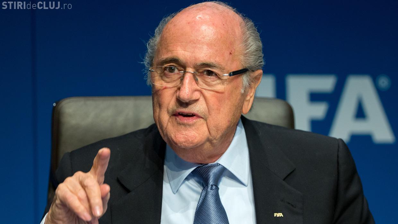 Sepp Blatter, fostul preşedinte FIFA recunoaște că tragerile la sorţi pot fi influenţate, cu bile însemnate