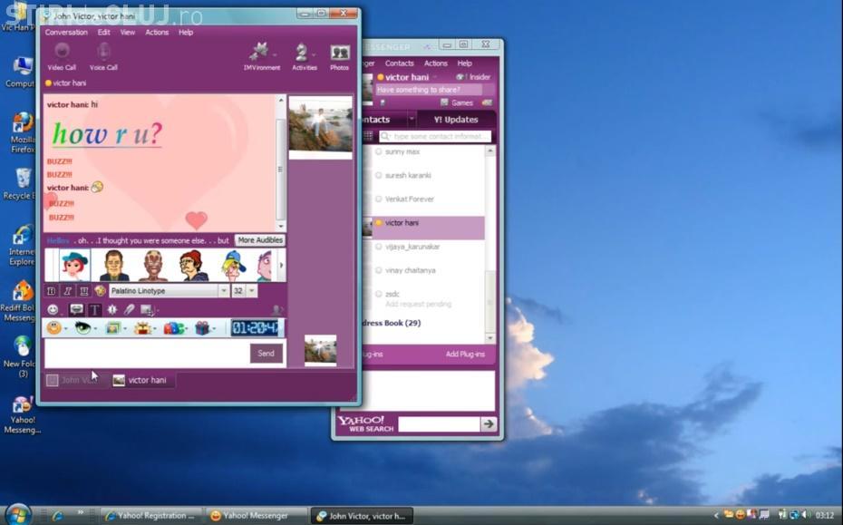 Yahoo Messenger se ÎNCHIDE! Aplicația lansată în 1998 dispare