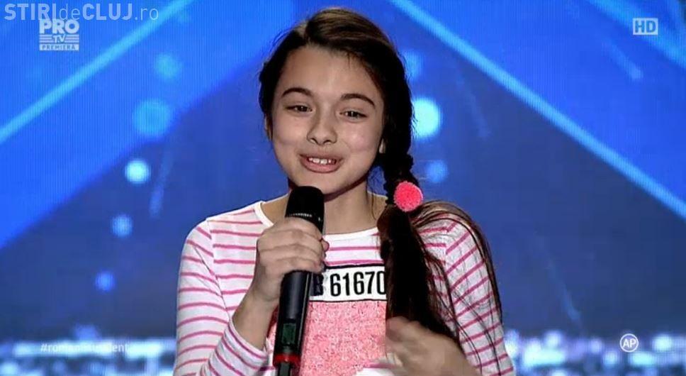 Mesajul câștigătoarei Românii au Talent. Ce vrea să facă dacă o să câștige și America's Got Talent