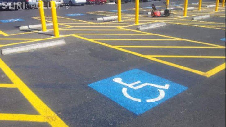 I-a lipit un mesaj jignitor, după ce a parcat în locul pentru cei cu handicap. Replica a devenit virală