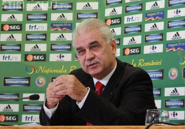 Ce a spus Anghel Iordănescu după înfrângerea în fața Franței