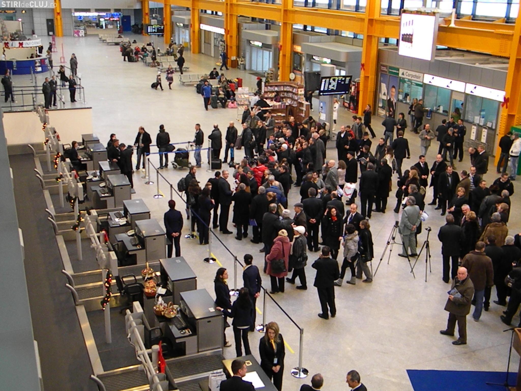 Veste SUPER de la Aeroportul Cluj. Zece noi zboruri spre destinații turistice - FOTO