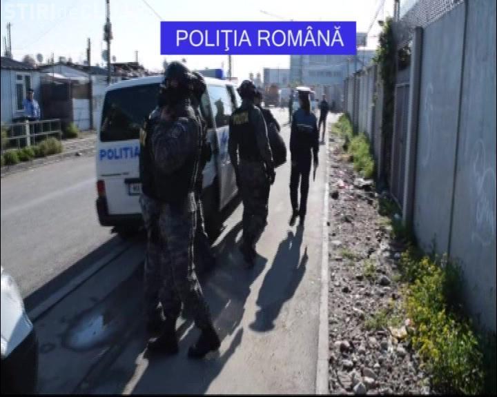 Urmărit național găsit la Pata Rât cu SURLE și TRÂMBIȚE - VIDEO