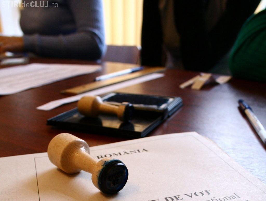 PNL reclamă o fraudă la secția 159 din Cluj-Napoca: 100 de buletine de vot au fost sustrase
