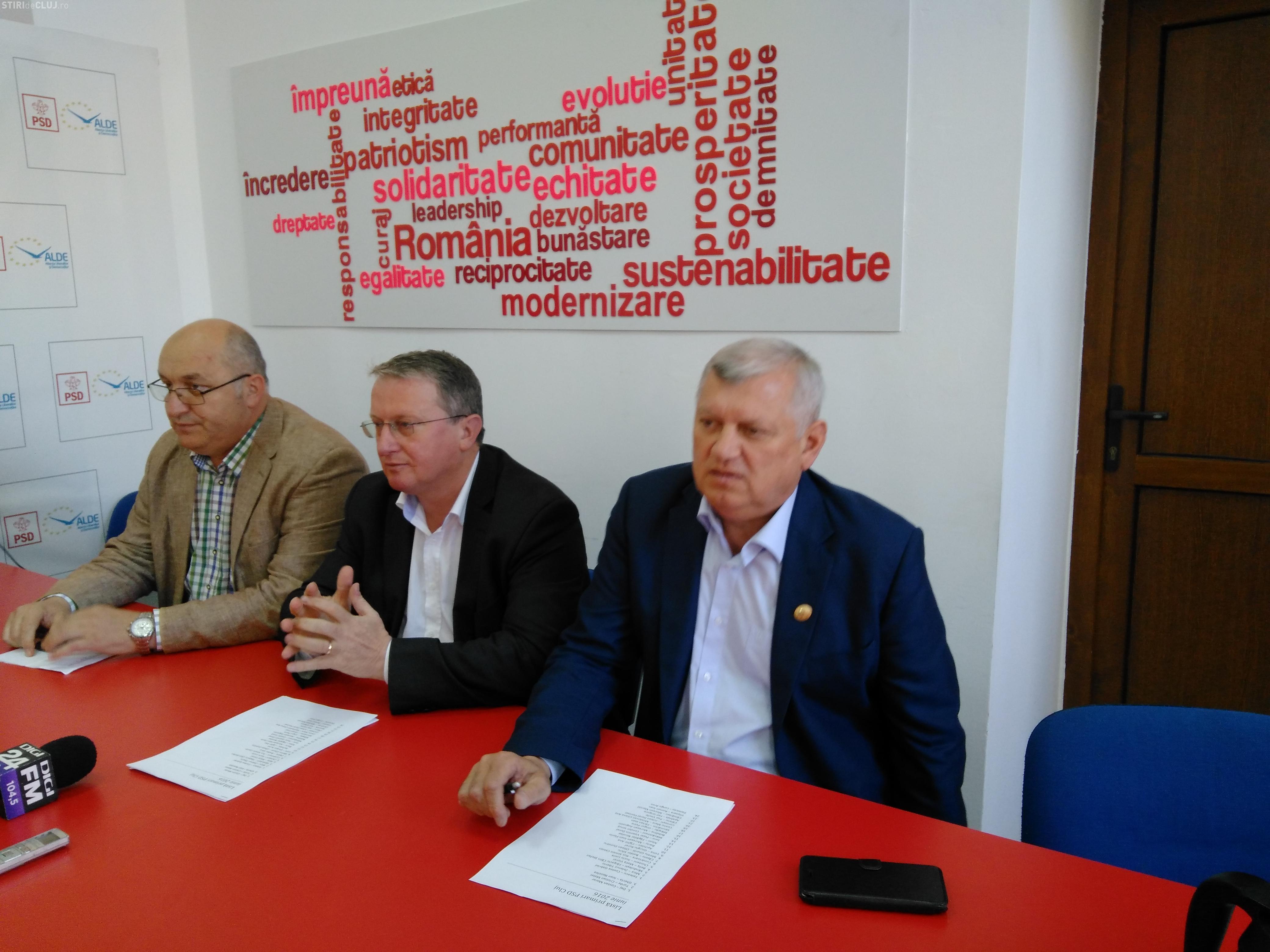 PSD Cluj: Toți primarii noștri în funcție care au candidat, au câștigat