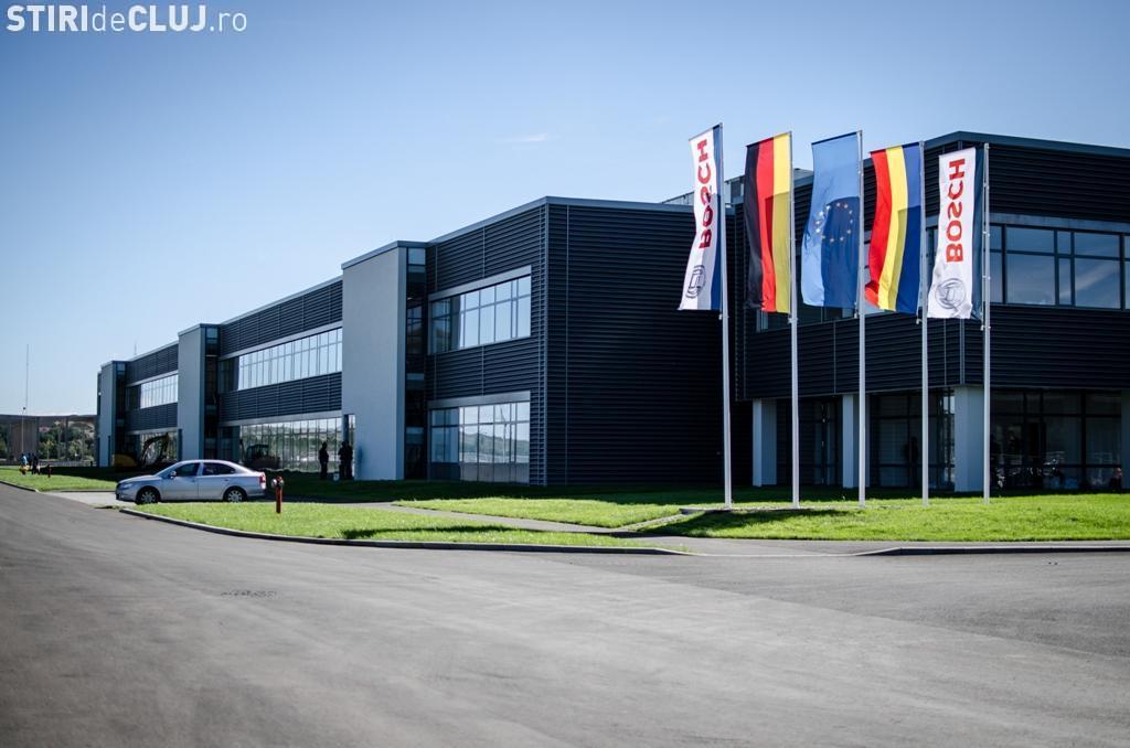 Bosch face angajări MASIVE la Cluj
