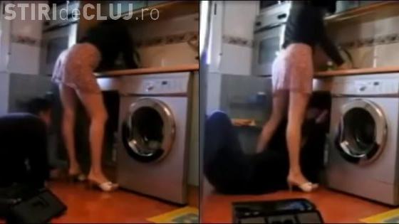 Un soț gelos a pus o cameră să filmeze în casă, când el era plecat. Ce a văzut i-a dat de gândit - VIDEO
