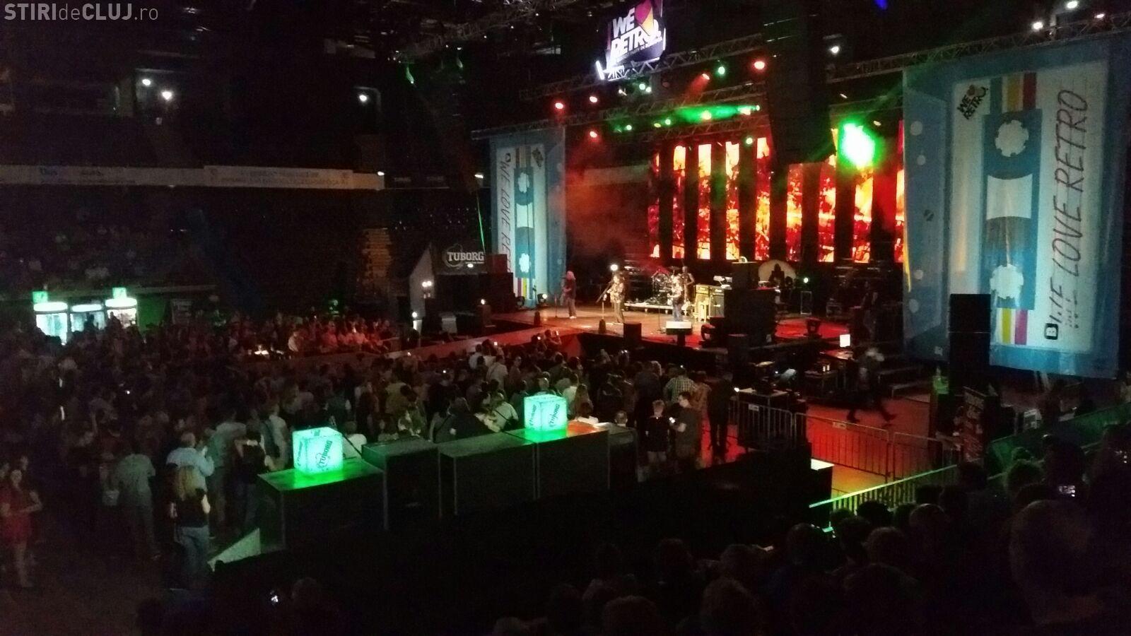 Show total oferit de Smokie la Cluj-Napoca - VIDEO