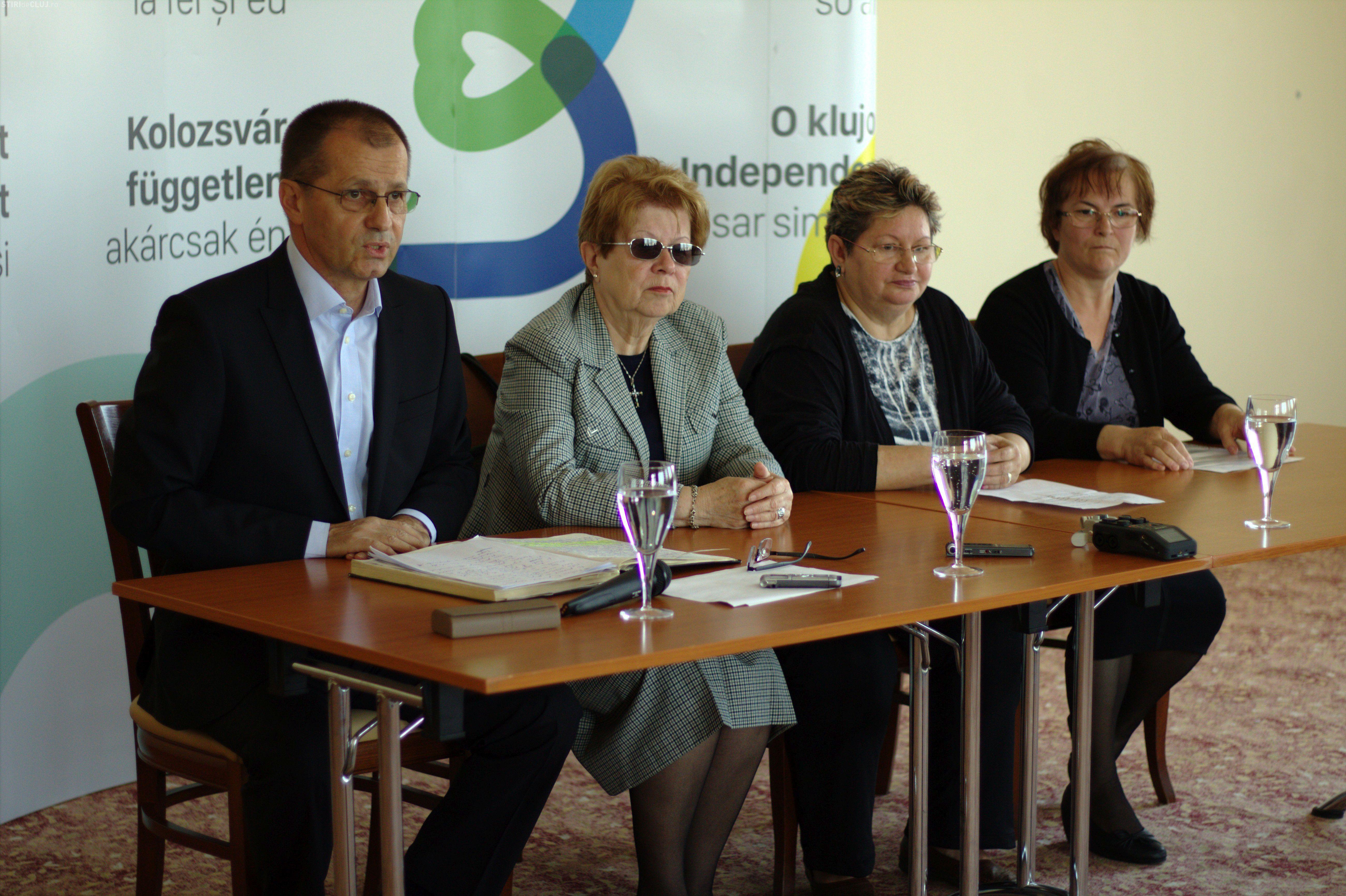 Fostele angajate de la fabrica Feleacul i-au cerut scuze public lui Octavian Buzoianu (P)