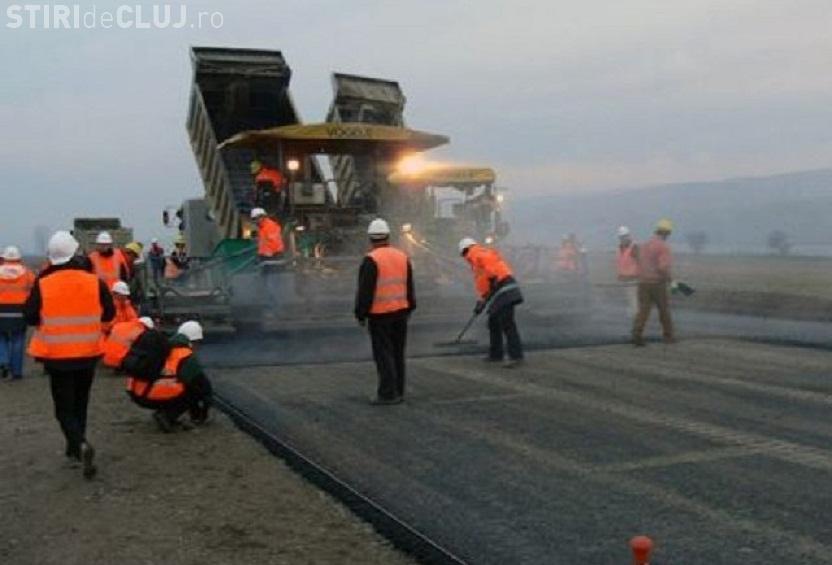 S-a SEMNAT ordinul continuare a Autostrăzii Transilvania spre VEST. Pe ce tronson se va lucra