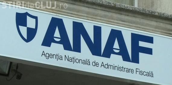 ANAF a primit amendă de 16.000 lei pentru că a publicat listele cu datornici