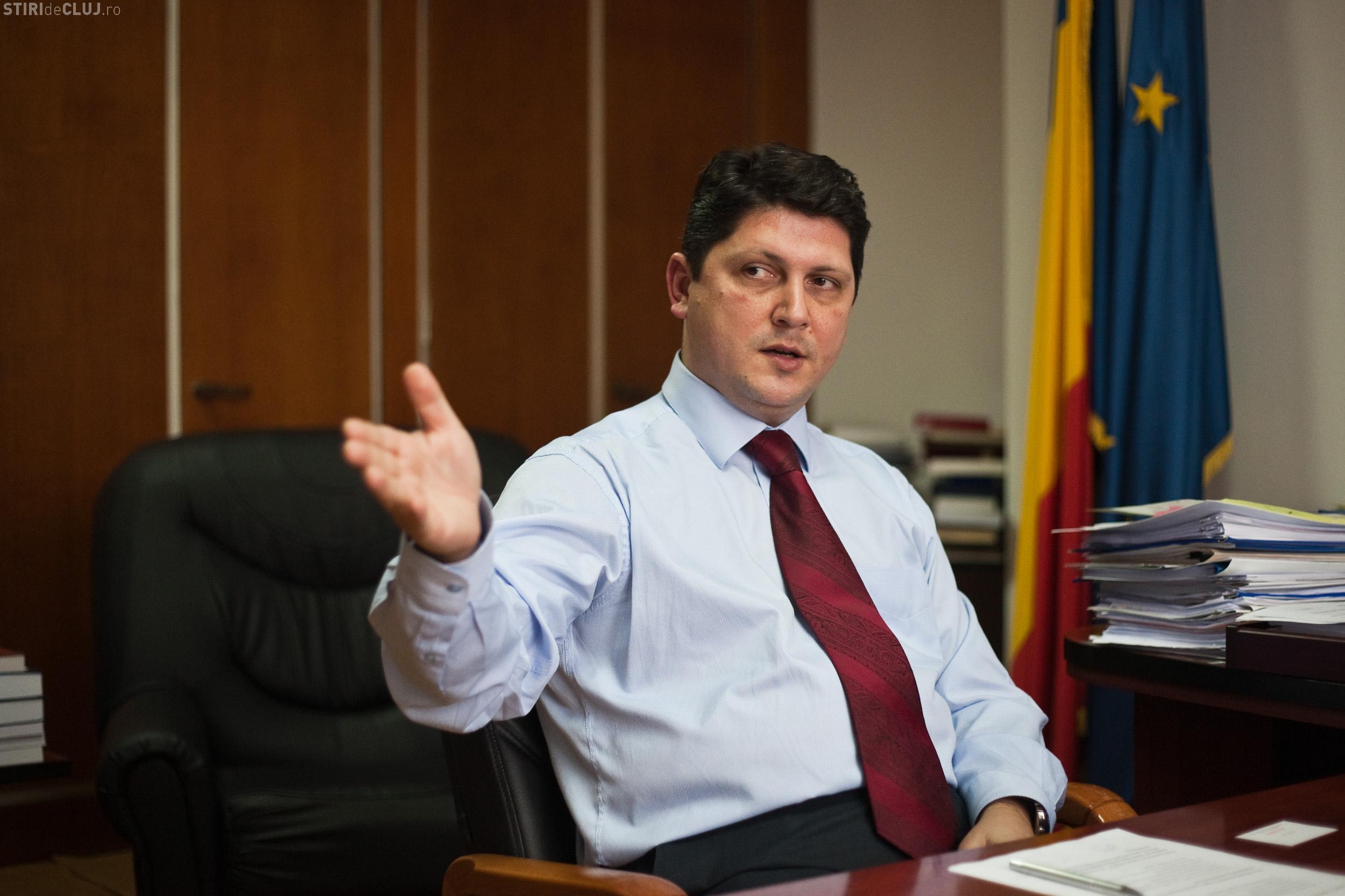 Titus Corlăţean a fost scăpat de urmărirea penală. Colegii senatori au respins cererea DNA