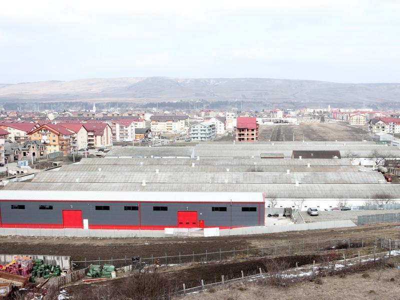 Ferma de pui din Florești se VINDE. Ce proiect apare în loc / UPDATE: Ce spune proprietarul fermei din Florești