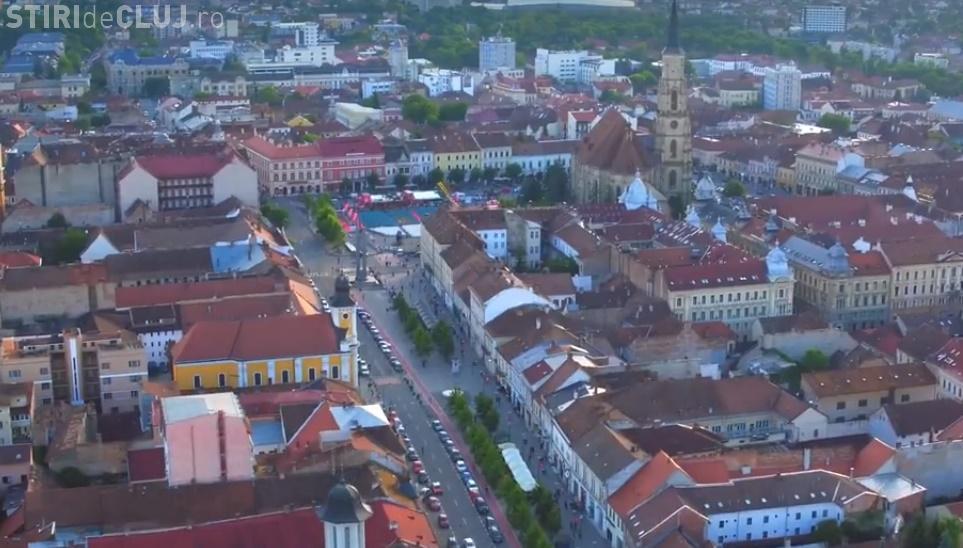 Cum arată noul film de prezentare a Clujului. Vă place? - VIDEO