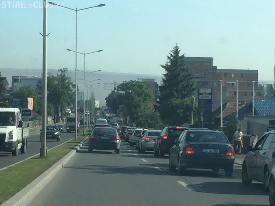 Accident grav pe Calea Turzii