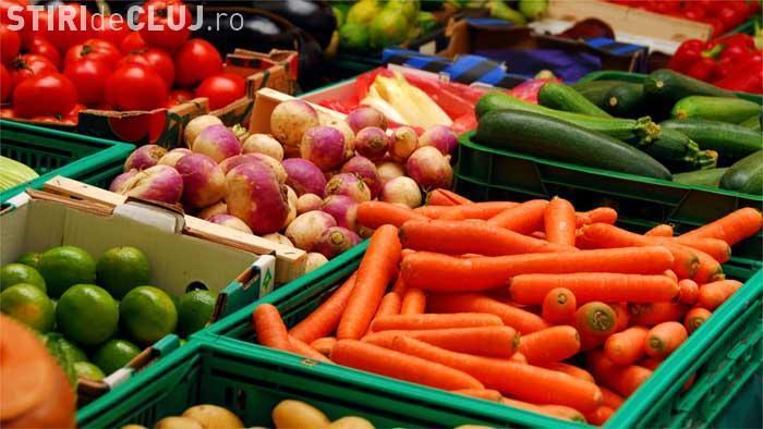 Cluj: Lista prețurilor la produsele din Piaţa Agro Transilvania