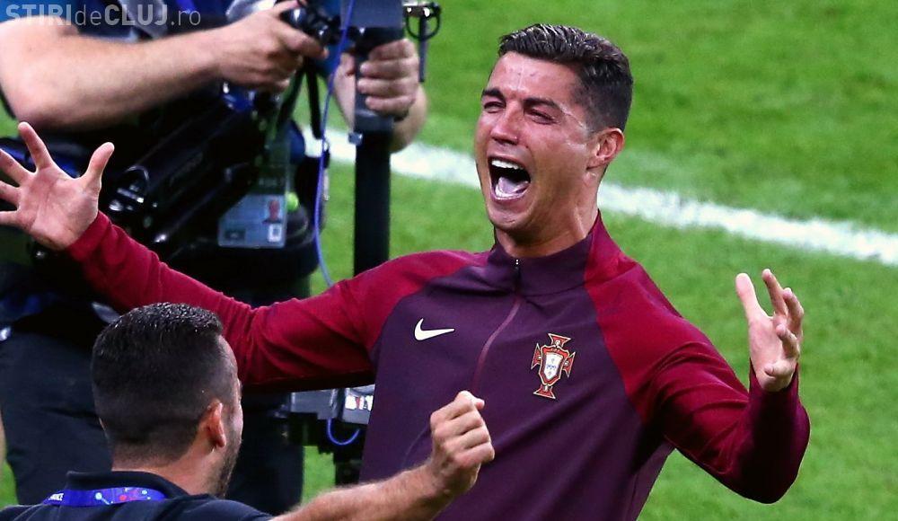 EURO 2016: Portugalia e pentru prima dată campioana Europei. Ibericii le-au dat clasă francezilor și fără Ronaldo REZUMAT VIDEO