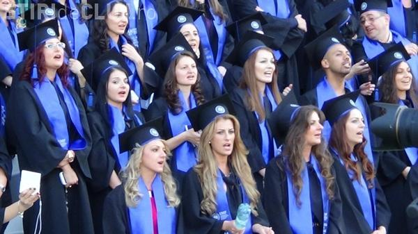 Festivitatea de absolvire a UMF Cluj are loc pe Cluj Arena