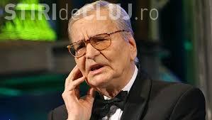 Doliu! Maestrul Radu Beligan a murit