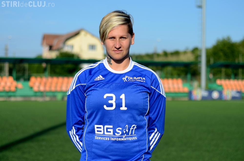 Transfer de zile mari la Olimpia Cluj! Portarul campioanei Austriei a ajuns la formația clujeană FOTO