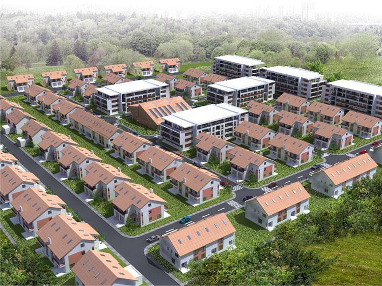 Creșterea prețurilor pentru locuinţele din România, printre cele mai mari din Europa
