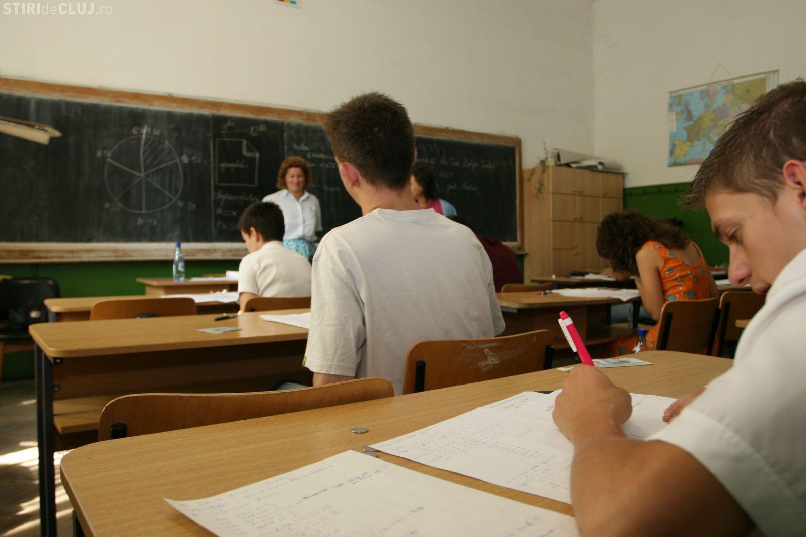Cluj - Au făcut contestații la Evaluarea Națională și acum REGRETĂ