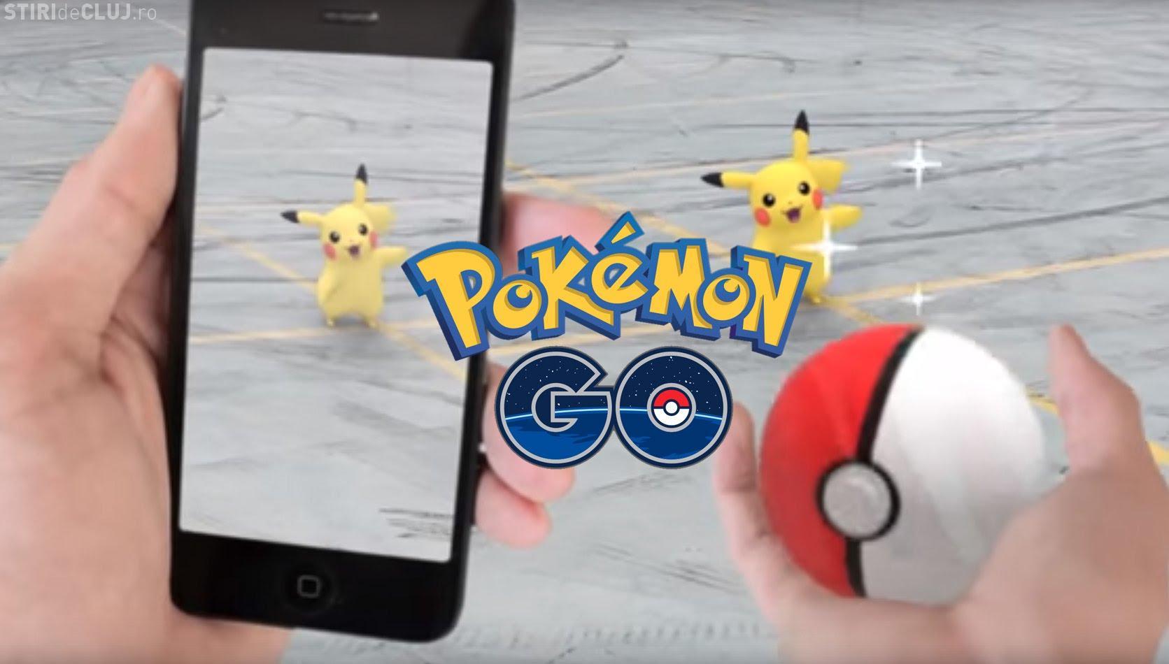 Pokemon Go a rupt recordurile! A devenit cel mai popular joc din istorie în doar 8 zile