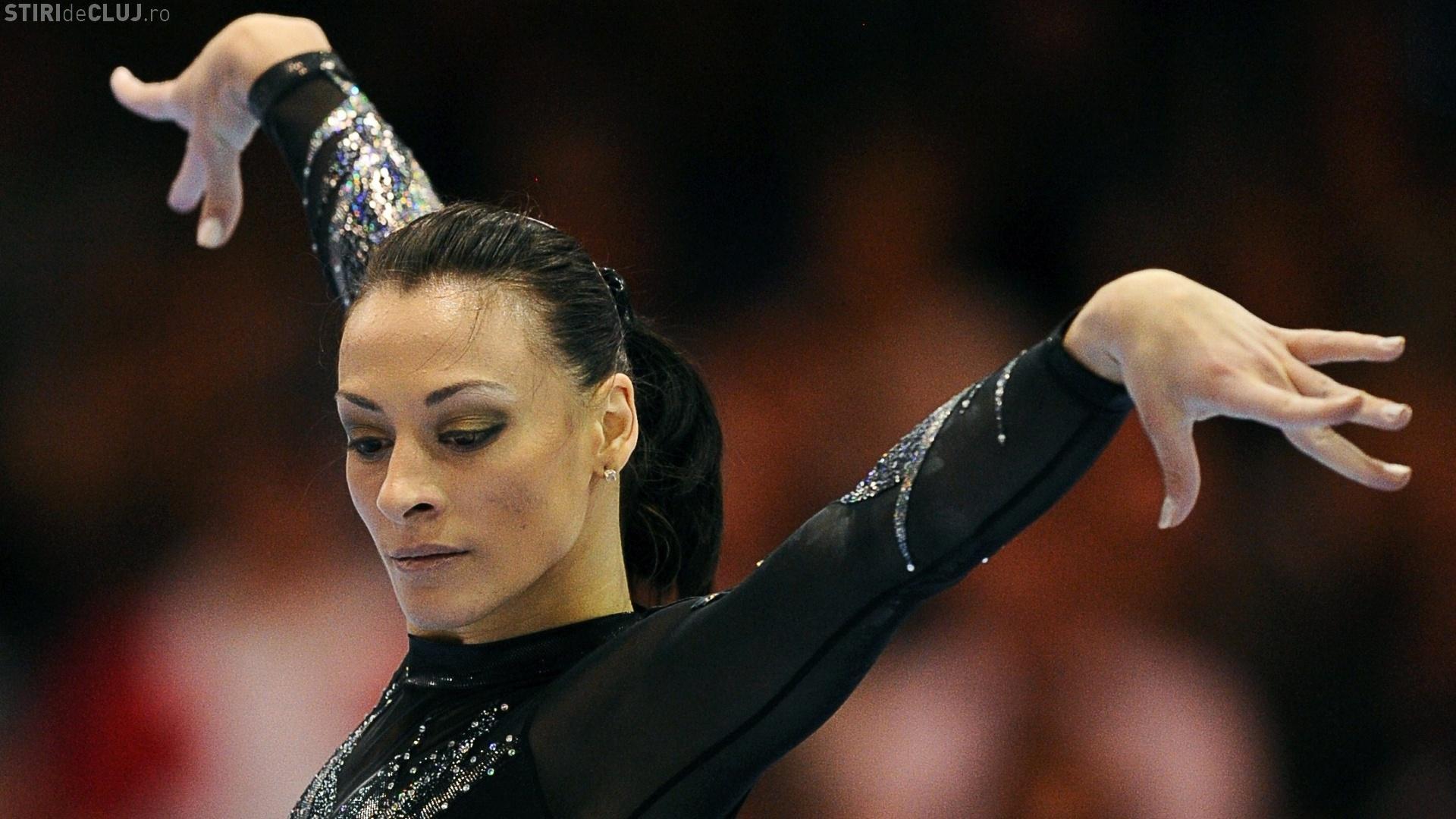 Cătălina Ponor a câștigat la Cluj două medalii de aur în finalele pe aparate de la Campinatele Naţionale