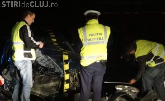 CARNAGIU pe un drum din Cluj: Trei morți și patru răniți, între care și un copil de 3 ani