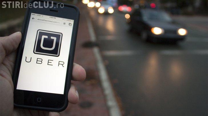 Uber și-a suspendat activitatea în Ungaria