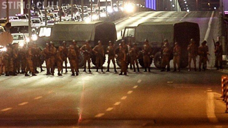 Turcia a instaurat, din nou, starea de urgență! Ce se întâmplă