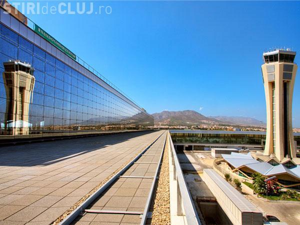 Un nou zbor spre o destinație din Spania, inaugurat la Aeroportul din Cluj. Vezi care este programul de zbor