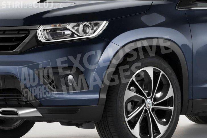 Cum arată noul SUV Dacia, denumit Grand Duster - FOTO