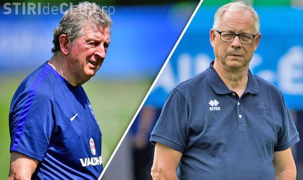 Antrenorul Angliei câștigă 5 milioane de euro pe an, iar cel al Islandei e dentist part time