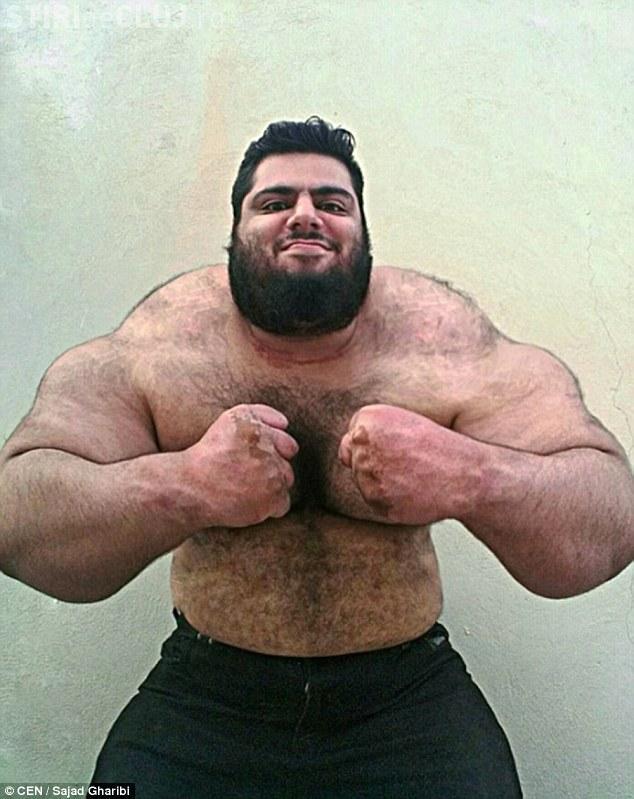 HULK a fost găsit în Iran. Cum arată cel mai mare și puternic pământean - FOTO