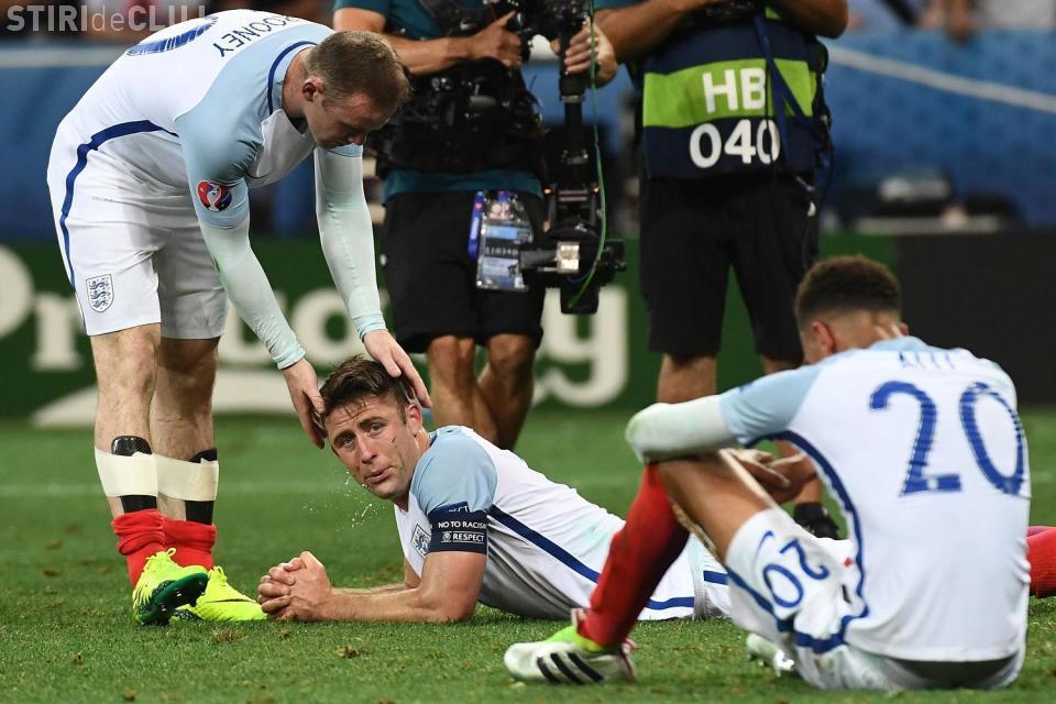 Englezii, eliminați de la EURO 2016. BREXIT din fotbalul European, după meciul cu Islanda